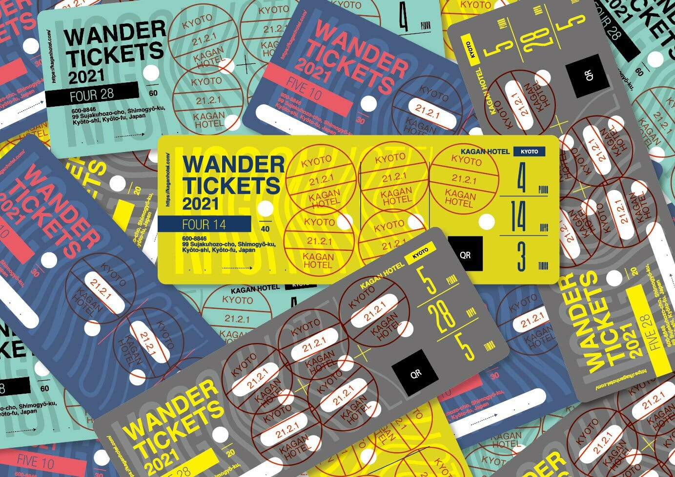 WANDER PASSPORT 2021